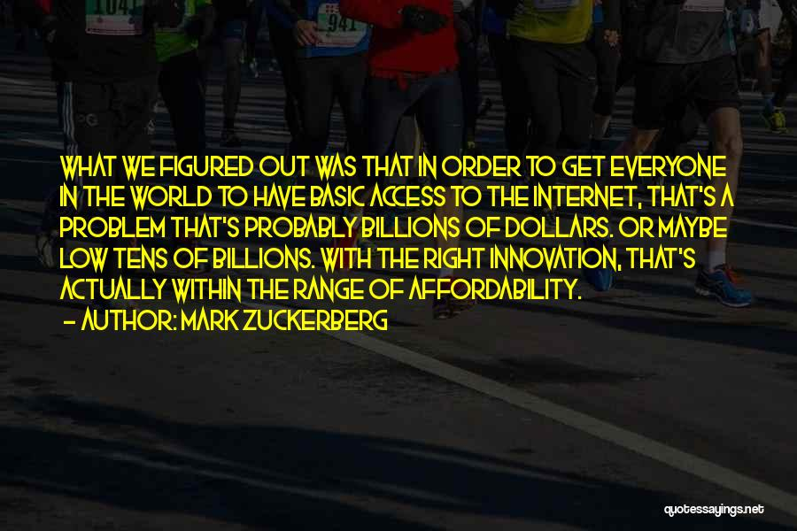 Mark Zuckerberg Quotes 651029