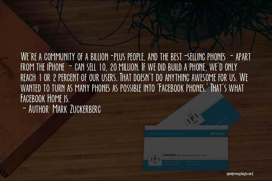 Mark Zuckerberg Quotes 665734