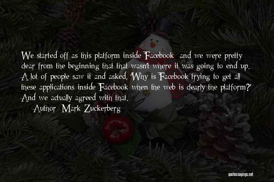 Mark Zuckerberg Quotes 696074