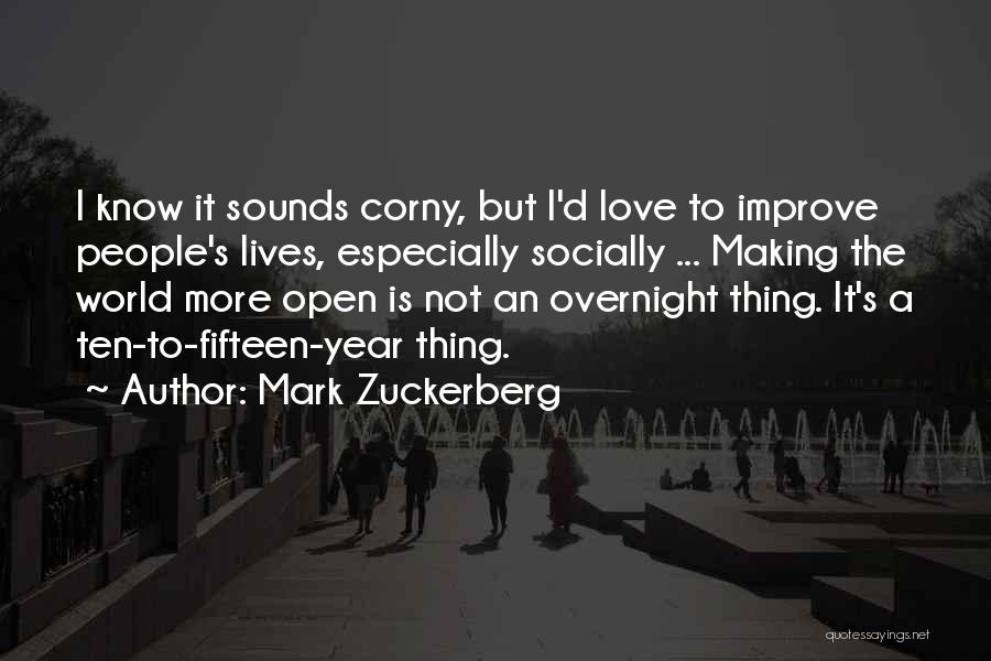 Mark Zuckerberg Quotes 770322