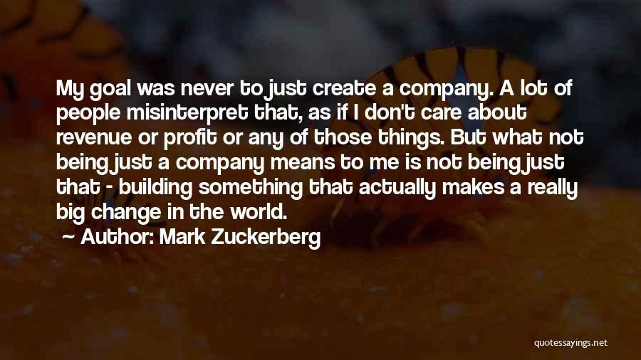Mark Zuckerberg Quotes 999866