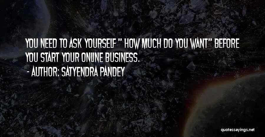 Marketing Yourself Quotes By Satyendra Pandey