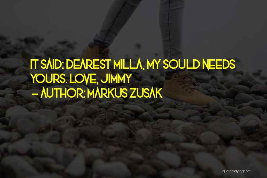 Markus Zusak Quotes 1114939