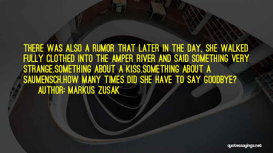 Markus Zusak Quotes 1137587