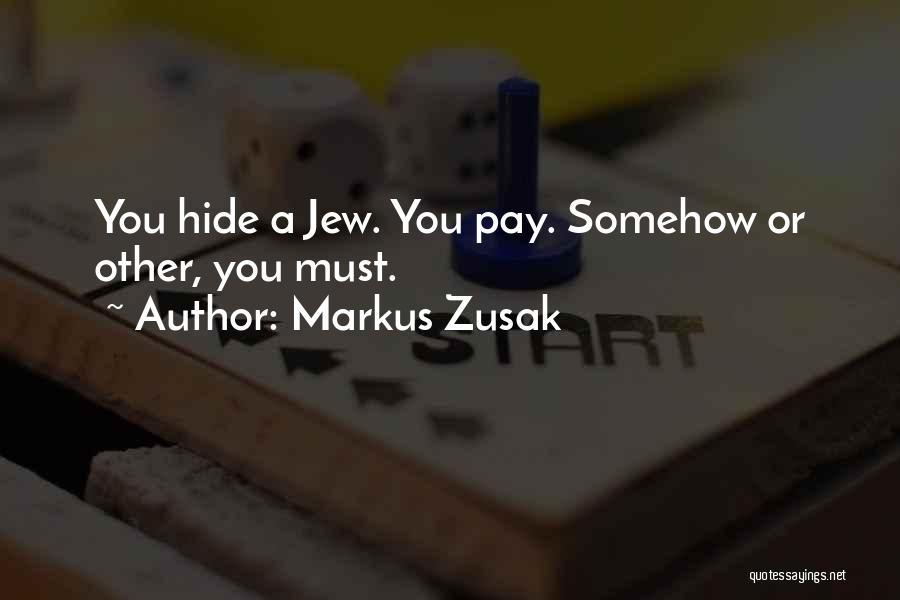 Markus Zusak Quotes 1176858