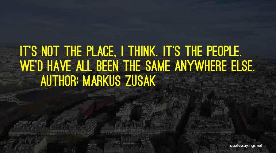 Markus Zusak Quotes 1184801
