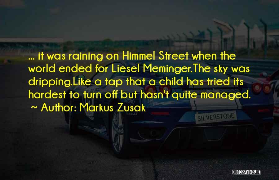 Markus Zusak Quotes 1190613