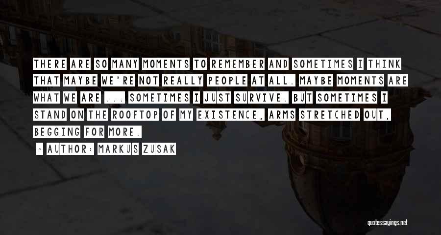 Markus Zusak Quotes 1364970