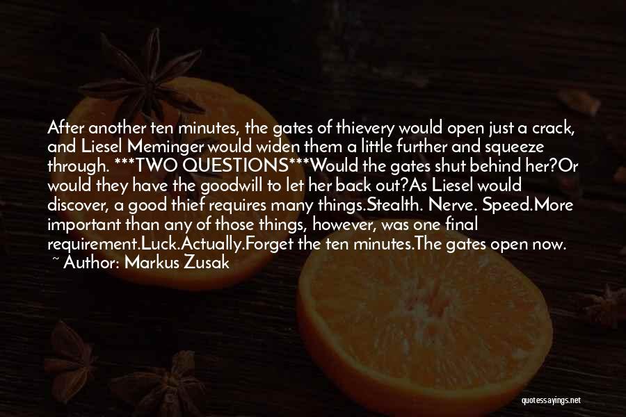 Markus Zusak Quotes 1404864