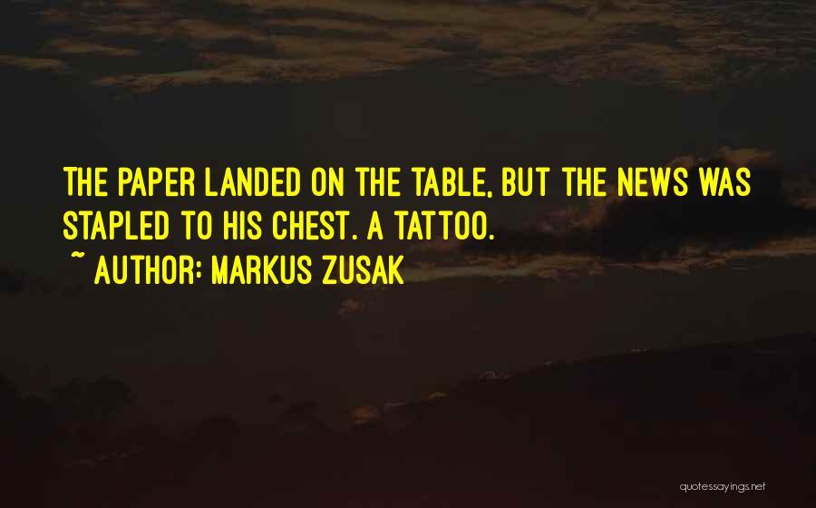 Markus Zusak Quotes 1743867