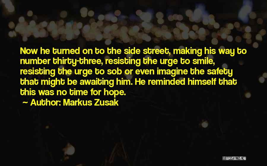 Markus Zusak Quotes 1758241