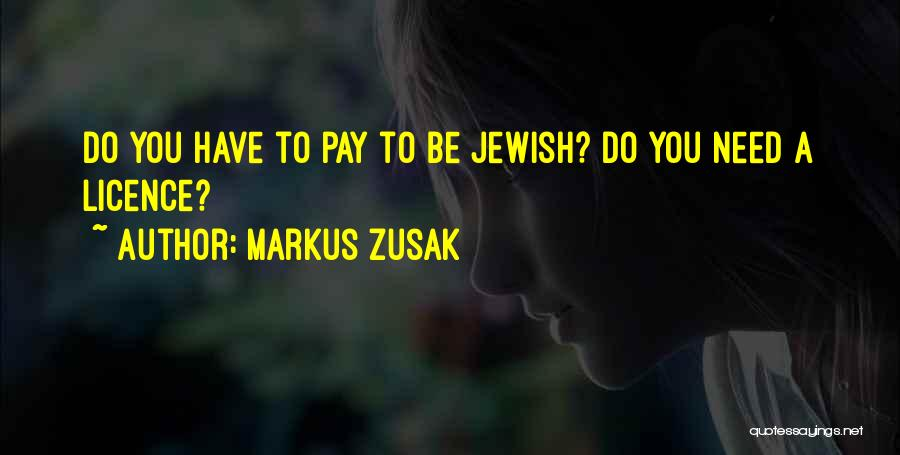Markus Zusak Quotes 1917215