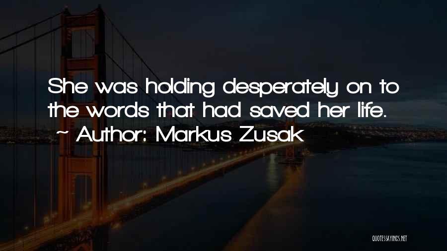Markus Zusak Quotes 2087100