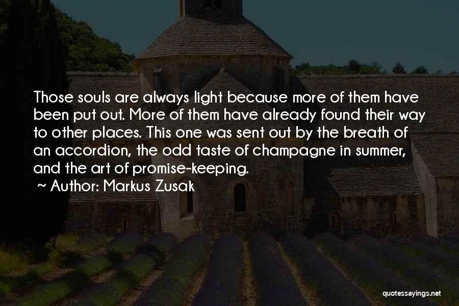 Markus Zusak Quotes 2253842
