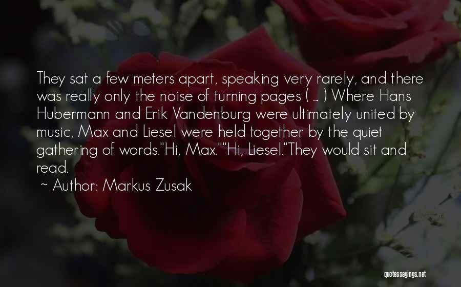 Markus Zusak Quotes 331638