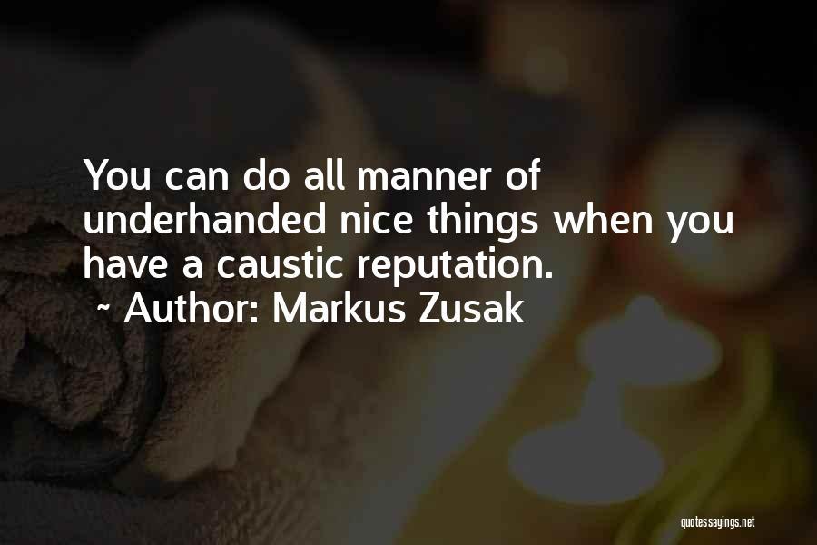 Markus Zusak Quotes 435292