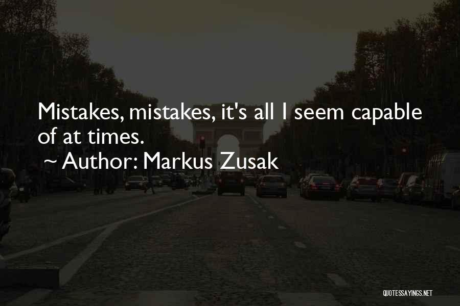 Markus Zusak Quotes 540366