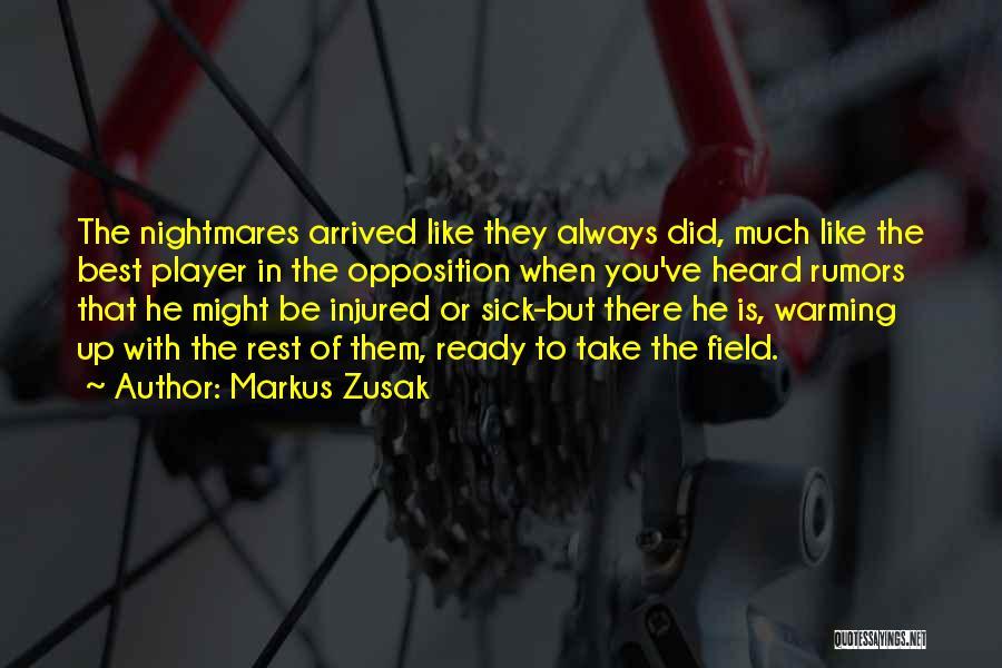 Markus Zusak Quotes 655673