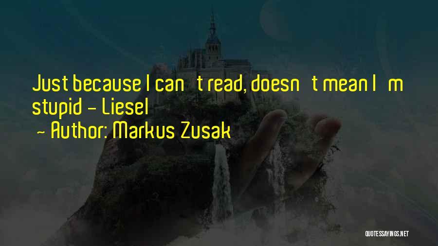 Markus Zusak Quotes 918209