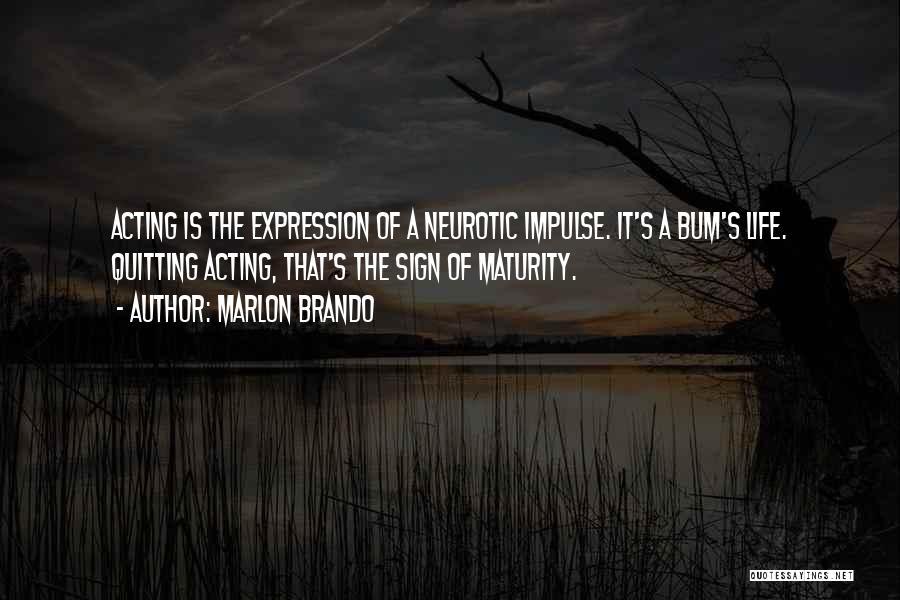 Marlon Brando Quotes 1273113