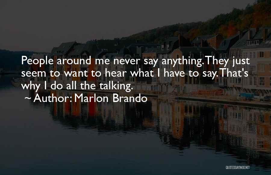 Marlon Brando Quotes 1500525