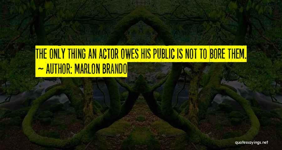 Marlon Brando Quotes 1872866
