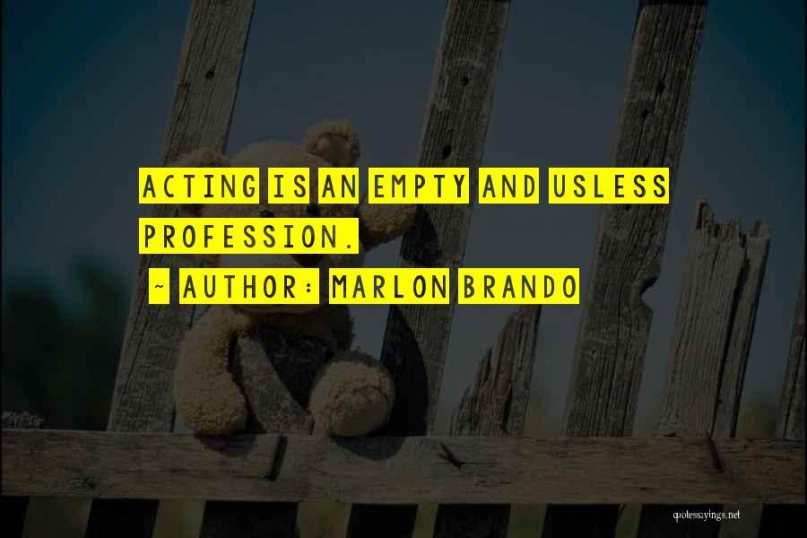 Marlon Brando Quotes 2132340
