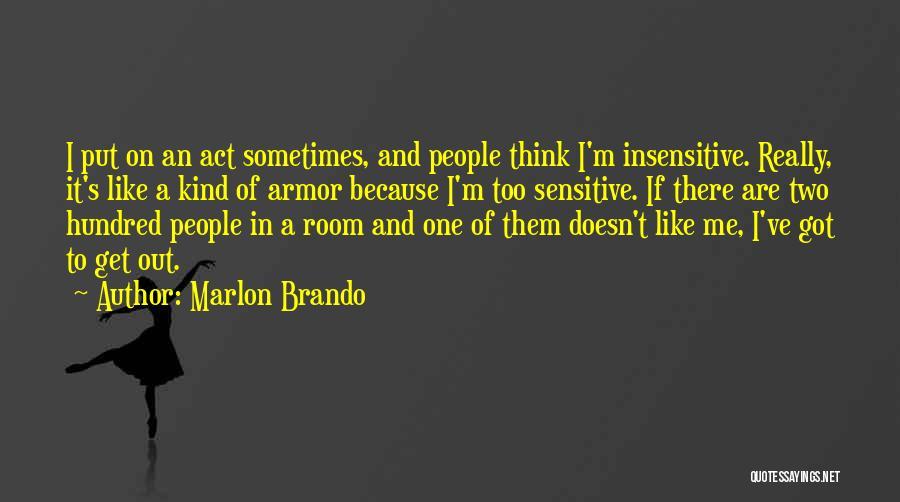 Marlon Brando Quotes 2141116