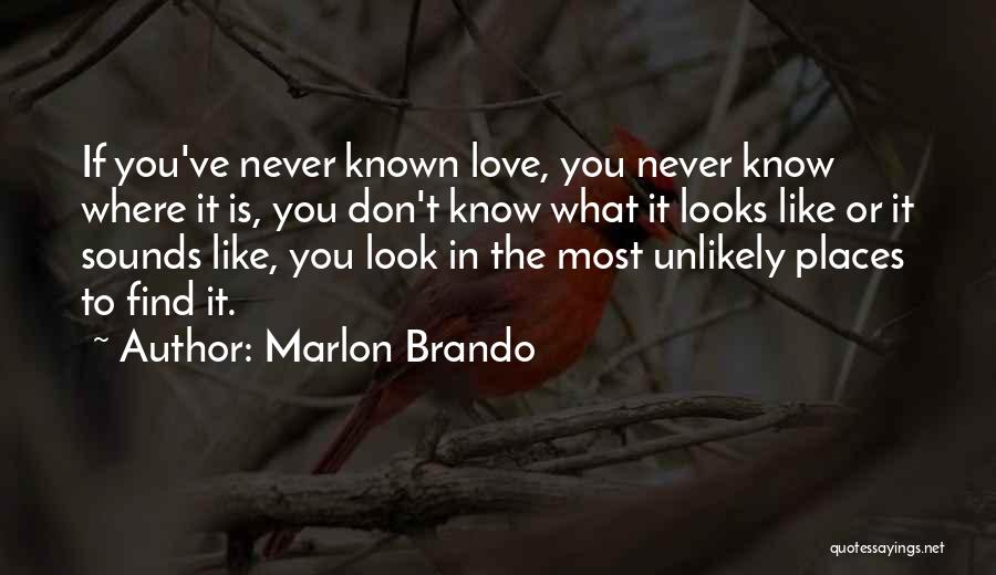 Marlon Brando Quotes 409081