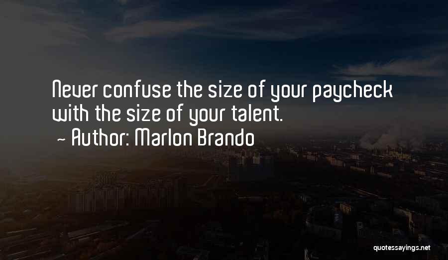 Marlon Brando Quotes 413469