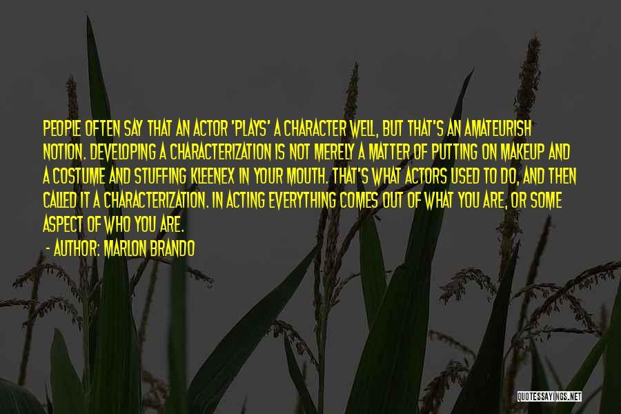 Marlon Brando Quotes 766736