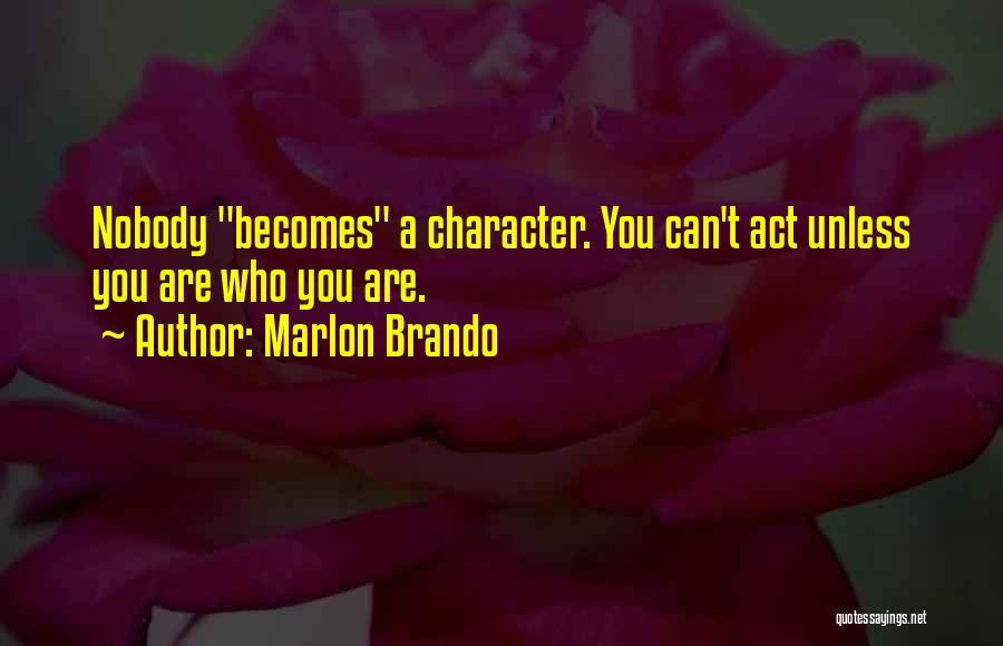 Marlon Brando Quotes 790396