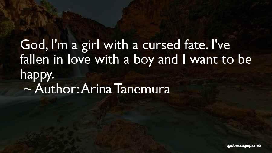 Maron Quotes By Arina Tanemura