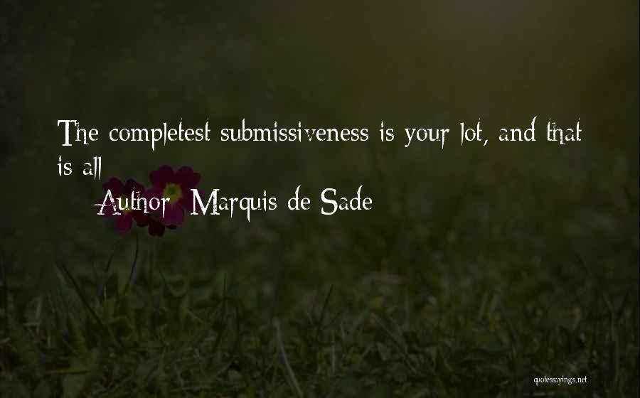 Marquis De Sade Quotes 1142647