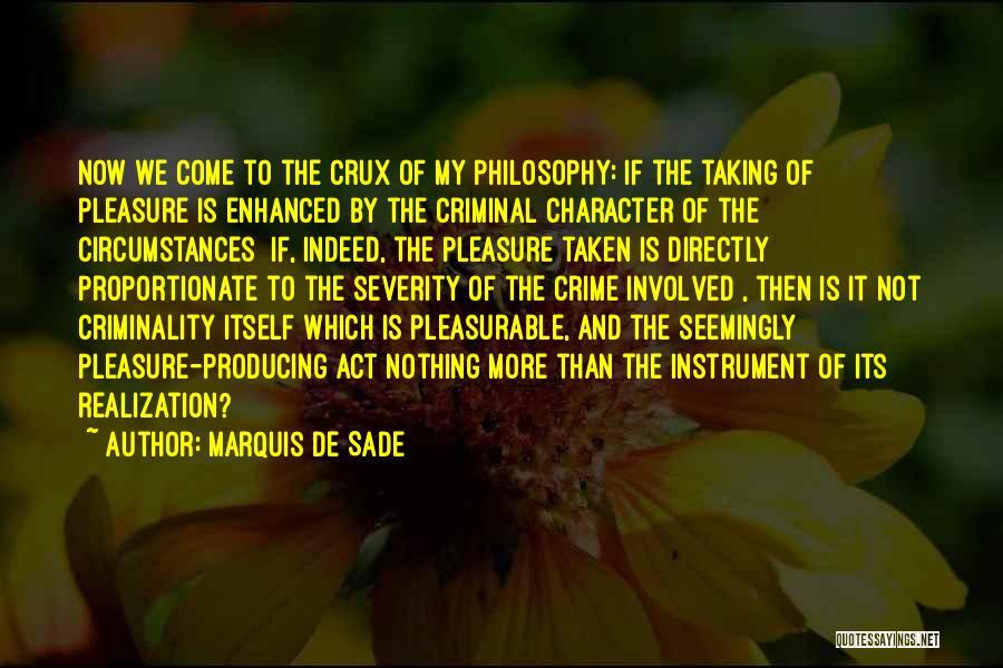 Marquis De Sade Quotes 1235466