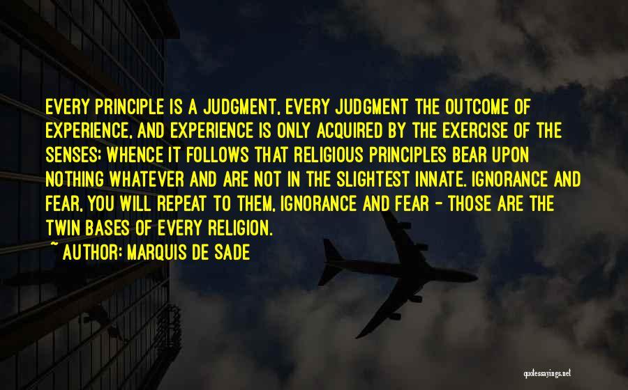 Marquis De Sade Quotes 1339952