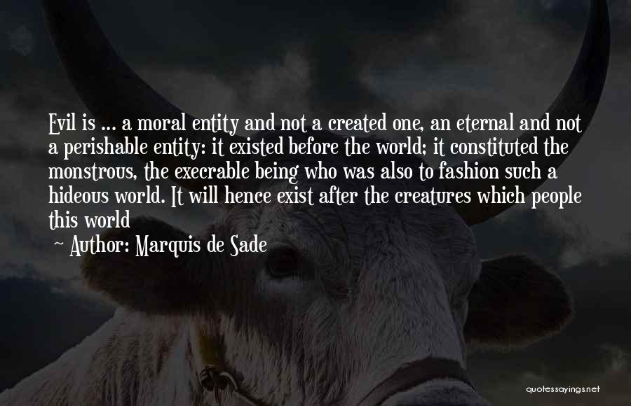 Marquis De Sade Quotes 1409387
