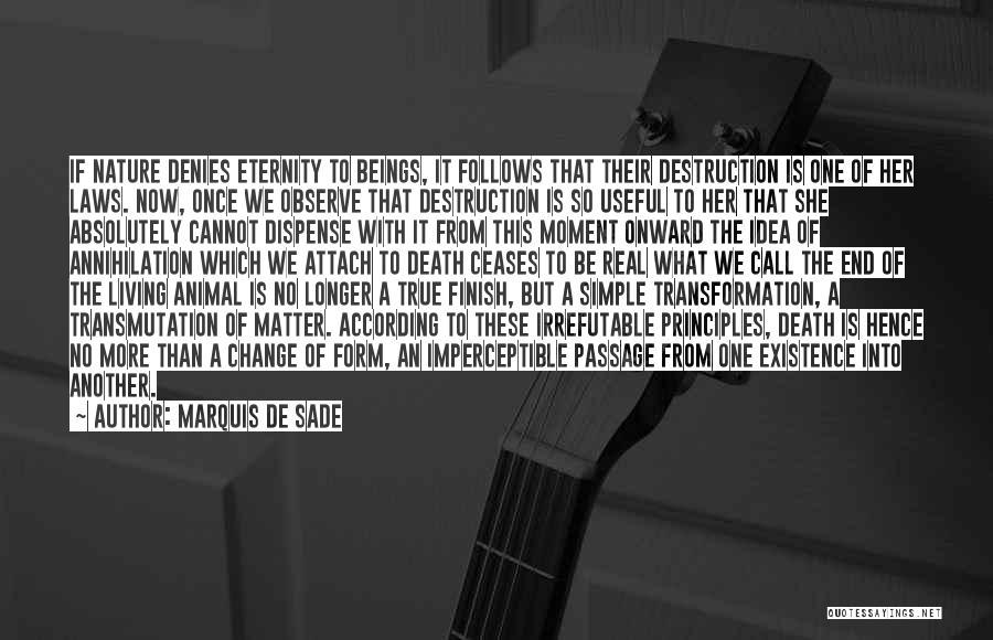 Marquis De Sade Quotes 1672301