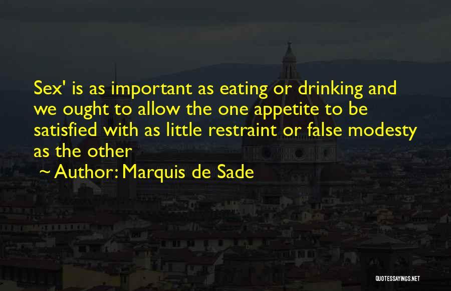 Marquis De Sade Quotes 1745884