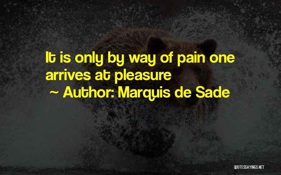 Marquis De Sade Quotes 1782806