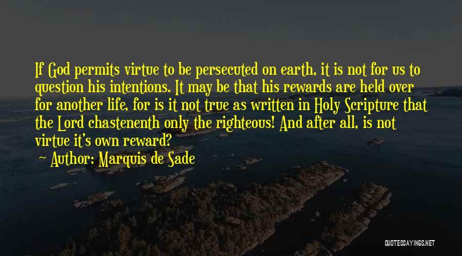 Marquis De Sade Quotes 2079580