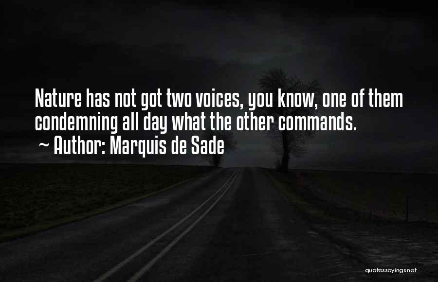 Marquis De Sade Quotes 2104983