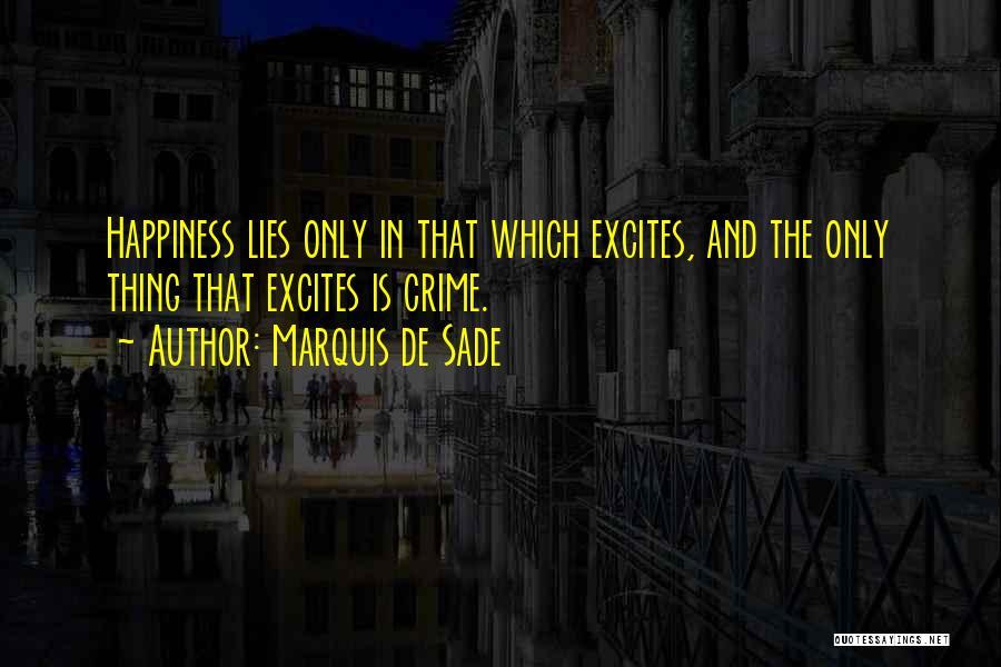 Marquis De Sade Quotes 413504