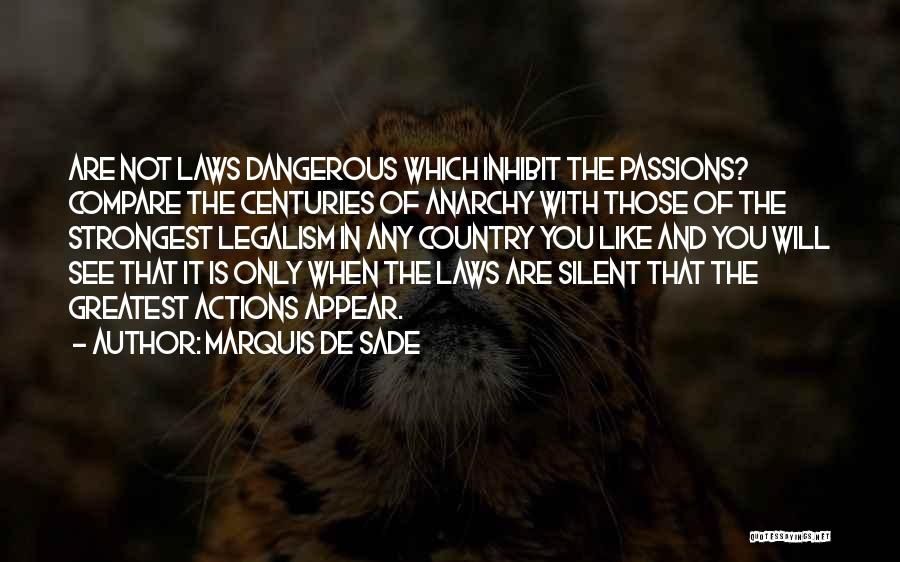 Marquis De Sade Quotes 433103