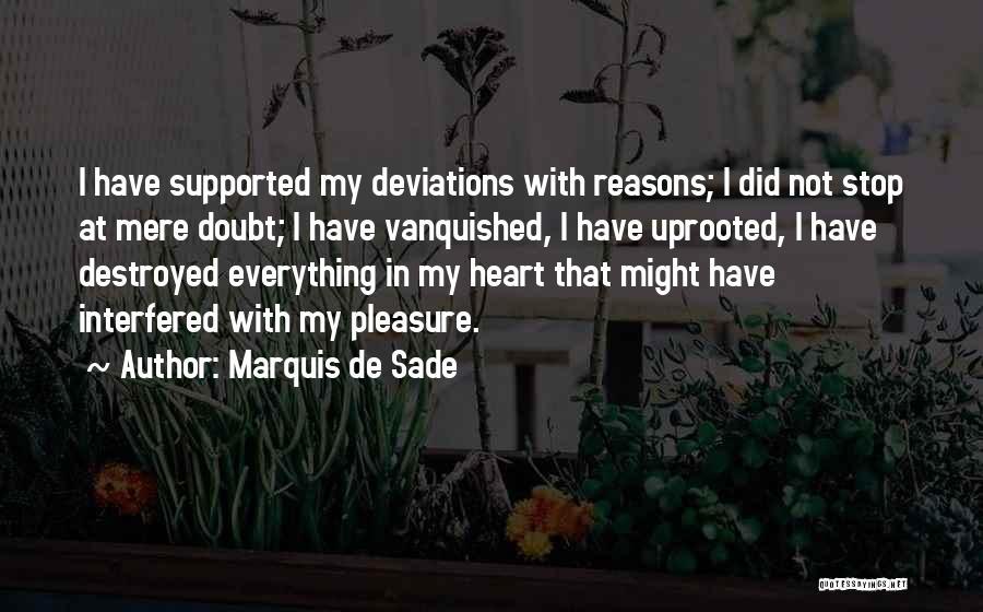 Marquis De Sade Quotes 489495