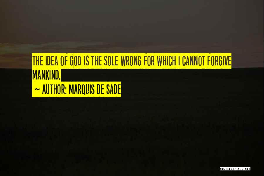Marquis De Sade Quotes 537506