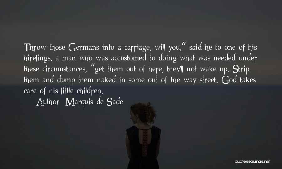 Marquis De Sade Quotes 570533