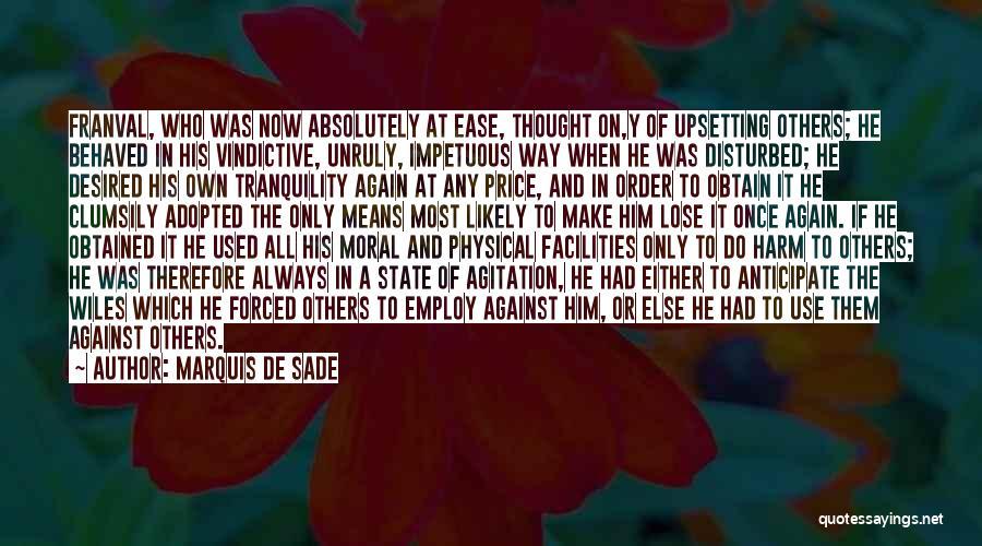 Marquis De Sade Quotes 576583