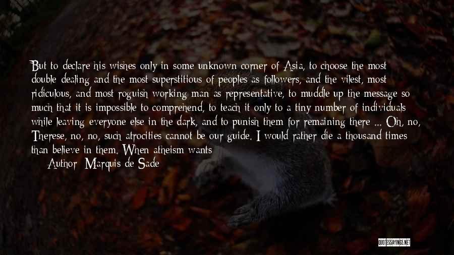 Marquis De Sade Quotes 710121