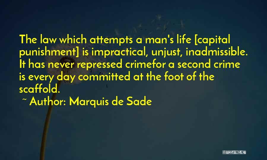 Marquis De Sade Quotes 75770